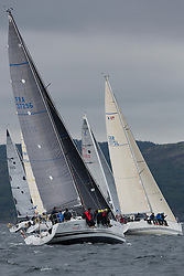 Day one of the Silvers Marine Scottish Series 2016, the largest sailing event in Scotland organised by the  Clyde Cruising Club<br /> Racing on Loch Fyne from 27th-30th May 2016<br /> <br /> TBA1, Triple Elf, Christine Murray, CCC/Fairlie YC, Beneteau First 35<br /> <br /> Credit : Marc Turner / CCC<br /> For further information contact<br /> Iain Hurrel<br /> Mobile : 07766 116451<br /> Email : info@marine.blast.com<br /> <br /> For a full list of Silvers Marine Scottish Series sponsors visit http://www.clyde.org/scottish-series/sponsors/