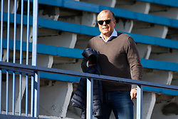 January 10, 2018 - Marbella, SPAIN - Club's chairman Bart Verhaeghe pictured during a friendly game against Groningen on the day seven of the winter training camp of Belgian first division soccer team Club Brugge, in Marbella, Spain, Wednesday 10 January 2018. BELGA PHOTO BRUNO FAHY (Credit Image: © Bruno Fahy/Belga via ZUMA Press)