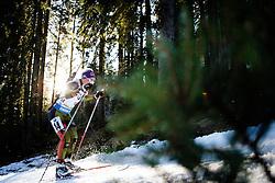 Miriam Goessner (GER) during Women 12.5 km Mass Start at day 4 of IBU Biathlon World Cup 2015/16 Pokljuka, on December 20, 2015 in Rudno polje, Pokljuka, Slovenia. Photo by Ziga Zupan / Sportida