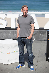 26.09.2015, Madrid, San Sebastian, ESP, San Sebastian International Film Festival, im Bild Actor Paul Thornley poses during `London road´ film presentation // at 63rd Donostia Zinemaldia, San Sebastian International Film Festival in Madrid in San Sebastian, Spain on 2015/09/26. EXPA Pictures © 2015, PhotoCredit: EXPA/ Alterphotos/ Victor Blanco<br /> <br /> *****ATTENTION - OUT of ESP, SUI*****