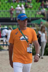 Dubbeldam Jeroen, NED<br /> Olympic Games Rio 2016<br /> © Hippo Foto - Dirk Caremans<br /> 19/08/16