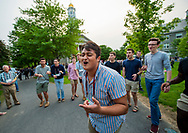 Members of the Colgate community and alumni attend the Bicentennial All-Class Reunion and torchlight May 31, 2019.<br /> Mark DiOrio / Colgate University