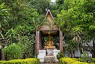 A temple in Luang Prabang, Laos.
