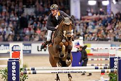 Wernke Jan, (GER), Queen Mary 10<br /> Championship of Neumünster - Prize of Paul Schockemöhle Stud<br /> FEI World Cup Neumünster - VR Classics 2017<br /> © Hippo Foto - Stefan Lafrentz