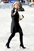 Koning Willem-Alexander en koningin Maxima houden de traditionele Nieuwjaarsontvangst voor Nederlandse genodigden in het Koninklijk Paleis op de Dam, Amsterdam<br /> <br /> King Willem-Alexander and Queen Maxima hold the traditional New Year's reception for Dutch guests in the Royal Palace on Dam Square, Amsterdam<br /> <br /> Op de foto / On the photo:  Kajsa Ollongren