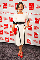 Pippa Middleton arrives at the British Heart Foundation: Roll Out The Red Ball fundraiser at the Savoy Hotel in London.
