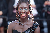Eye Haidara at the closing ceremony and The Specials film gala screening at the 72nd Cannes Film Festival Saturday 25th May 2019, Cannes, France. Photo credit: Doreen Kennedy
