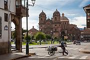 La Compania de Jesus, Church, Plaza de Armas, Cusco, Urubamba Province, Peru