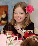 2007 - American Girl Tea Party in Waynesville