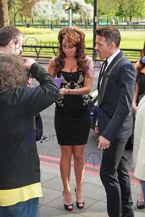 LONDON - May 13: Tulisa Contostavlos at the Sony Radio Academy Awards (Photo by Brett D. Cove)