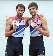 Eton Dorney, Windsor, Great Britain,..2012 London Olympic Regatta, Dorney Lake. Eton Rowing Centre, Berkshire.  Dorney Lake.  ...13:00:39  Saturday  04/08/2012 [Mandatory Credit: Peter Spurrier/Intersport Images]