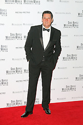 © Licensed to London News Pictures. 30/09/2014, UK. Tony Hadley, Soul Boys Of The Western World, Spandau Ballet: The Film - European film premiere, Royal Albert Hall, London UK, 30 September 2014. Photo credit : Richard Goldschmidt/Piqtured/LNP