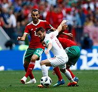 Bernanrdo Silva (Portugal)<br /> Moscow 20-06-2018 Football FIFA World Cup Russia  2018 <br /> Portugal - Morocco / Portogallo - Marocco <br /> Foto Matteo Ciambelli/Insidefoto