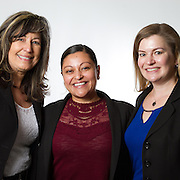 Mentors Caitlyn, Ana, Josephine of the FBI