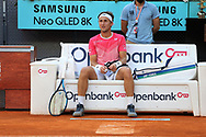 Casper Ruud of Norway during the Mutua Madrid Open 2021, Masters 1000 tennis tournament on May 7, 2021 at La Caja Magica in Madrid, Spain - Photo Laurent Lairys / ProSportsImages / DPPI