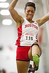 Long Jump, BU, 115, Boston University John Terrier Invitational Indoor Track and Field