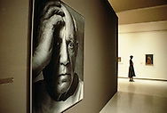 Portrait of Picasso at the Walker Art Museum in Minnesota.