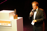Uitreiking Koning Willem 1 Prijs in theater Diligentia in den Haag.<br /> <br /> Presentation of the King Willem 1 award for best inovating company in the Hague.<br /> <br /> Op de foto/ On the photo   Ivo Niehe