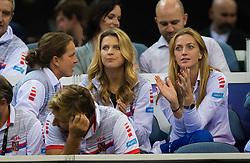 November 10, 2018 - Prague, Czech Republic - Petra Kvitova of the Czech Republic at the 2018 Fed Cup Final between the Czech Republic and the United States of America (Credit Image: © AFP7 via ZUMA Wire)