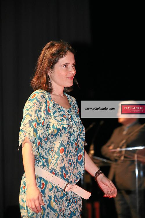 Mazarine Pingeot - 9 ème Festival du Film Asiatique de Deauville - 1/4/2007 - JSB / PixPlanete