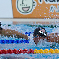 Swimming competition during the 13th FINA Swimming World Championships held in Rome, Italy. Wednesday, 29. July 2009. ATTILA VOLGYI