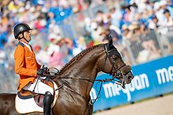 Smolders Harrie, NED, Don VHP Z<br /> World Equestrian Games - Tryon 2018<br /> © Hippo Foto - Dirk Caremans<br /> 21/09/2018