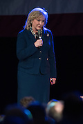 Oklahoma Governor Mary Fallin speaks before a campaign rally for presidential candidate Sen. Ted Cruz on February 28, 2016 in Oklahoma City, Oklahoma.  (Cooper Neill for The New York Times)