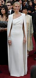 Feb. 26, 2012 - Hollywood, California, United States - Gwyneth Paltrow arrives for the 84th Annual Academy Awards at the Kodak Theatre in Hollywood, California on February 26, 2012. (Credit Image: © David Crane/Los Angeles Daily News/ZUMAPRESS.com)