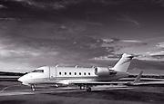 Challenger 604, shot at Charlie Brown Airport, Atlanta.  Fall 2009.