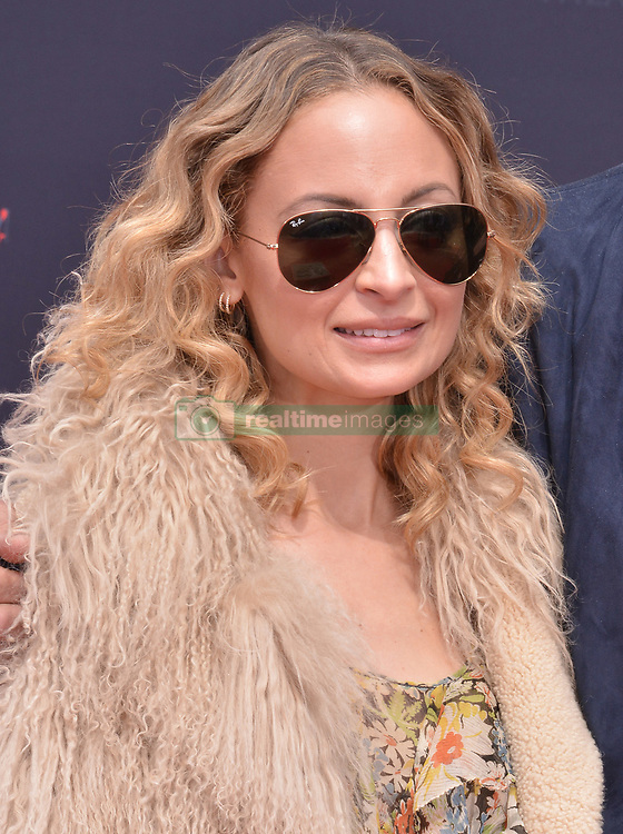 Nicole Richie at her dad Lionel Richie's Hand and Footprint Ceremony held at the TCL Chinese Theatre in Hollywood, CA  on Wednesday, March 7, 2018. (Photo By Sthanlee B. Mirador/Sipa USA)