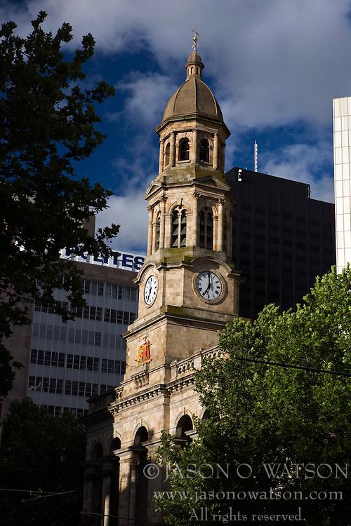 Town Hall, Adelaide, South Australia, Australia