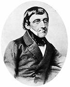 Karl Ernst von Baer (1792-1876) Estonian-born German naturalist and embryologist; discovered mammalian ovum (egg) in ovary. From 1834 professor at St Petersburg