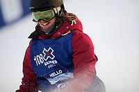 Snowboard , X-Games Oslo <br /> 27. Februar 2016  , 20160226<br /> Snowboard, Big Air Tøyen<br /> Klaudia Medlova<br /> Foto: Sjur Stølen / Digitalsport