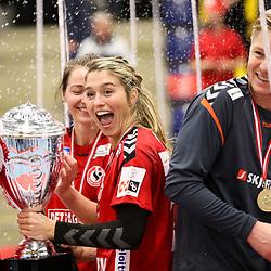HBALL: 30-12-2017 - Team Esbjerg - København Håndbold - Santander Cup Finale