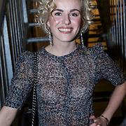 NLD/Amsterdam/20131113 - VIP avond bij Isabel Marant pour H&M, Josje Huisman