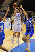 LATINA 27 MAGGIO 2012<br /> ITALIA GRECIA<br /> NELLA FOTO ILARIA ZANONI<br /> FOTO CIAMILLO