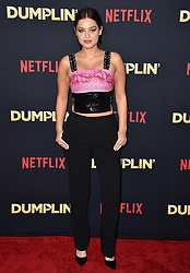 Odeya Rush attends the premiere of Netflix's 'Dumplin'' at TCL Chinese 6 Theatres on December 6, 2018 in Los Angeles, CA, USA. Photo by Lionel Hahn/ABACAPRESS.COM