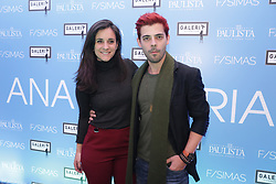 July 24, 2018 - Brazil - Ana and Vitoria invites guests to their movie pre-launching at Cinemark Patio Paulista. (Credit Image: © Leco Viana/Pacific Press via ZUMA Wire)