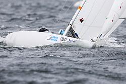 , Kiel - Kieler Woche 17. - 25.06.2017, 2.4mR - SWE 422  - Pelle SCHÖNNING - Guldådans båtklubb态