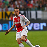 NLD/Amsterdam/20100731 - Wedstrijd om de JC schaal 2010 tussen Ajax - FC Twente, Christian Eriksen