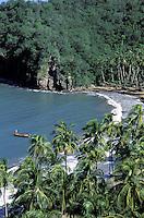 Venezuela - Etat de Sucre - Rio Caribe - Playa Medina // Medina beach - Rio Caribe - Sucre state - Venezuela