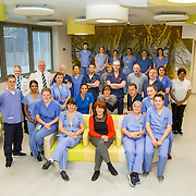 29.05. 2017.                                             <br /> IRELAND'S largest and most advanced Emergency Department has opened this Monday at University Hospital Limerick.<br /> <br /> Pictured are the Emergency Department Team.<br /> <br /> <br /> A €24 million project (development and equipment costs), the ED spans 3,850 square metres of floor space, over three times the size of the old department. In 2016, UHL had the busiest ED in the country, with over 64,000 attendances. Picture: Alan Place