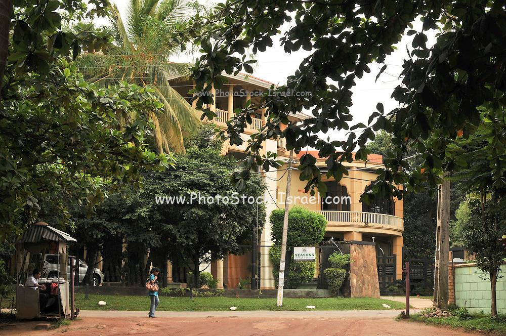 Sri Lanka, Negombo The Seasons Hotel