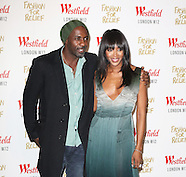 Naomi Campbell's Fashion For Relief Pop-Up Shop - launch party