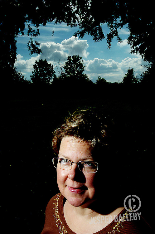 Anne Margrethe Hvas 74 47 16 33.Ny sognepræst i Ketting.Foto Balleby