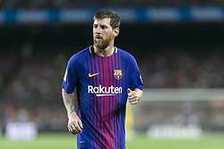 August 7, 2017 - Barcelona, Spain - Leo Messi of FC Barcelona during the match between FC Barcelona vs Chapecoense, for the Joan Gamper trophy, played at Camp Nou Stadium on 7th August 2017 in Barcelona, Spain. (Credit: Urbanandsport / NurPhoto) (Credit Image: © Urbanandsport/NurPhoto via ZUMA Press)