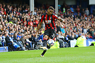Jordon Ibe of Bournemouth in action. Premier league match, Everton vs Bournemouth at Goodison Park in Liverpool, Merseyside on Saturday 23rd September 2017.<br /> pic by Chris Stading, Andrew Orchard sports photography.