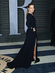 Joe Mantegna and Sofia Vergara at the 2018 Vanity Fair Oscar Party hosted by Radhika Jones held at the Wallis Annenberg Center for the Performing Arts on March 4, 2018 Beverly Hills, Ca. © X / AFF-USA.COM. 04 Mar 2018 Pictured: Amy Adams. Photo credit: MEGA TheMegaAgency.com +1 888 505 6342
