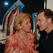 NLD/Utrecht/20060319 - Gala van het Nederlandse lied 2006, Jordi, vriend van Sylvana Simons
