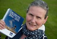 WASSENAAR - Ingeborg Slikker, PLUIS, referee Golf. COPYRIGHT KOEN SUYK